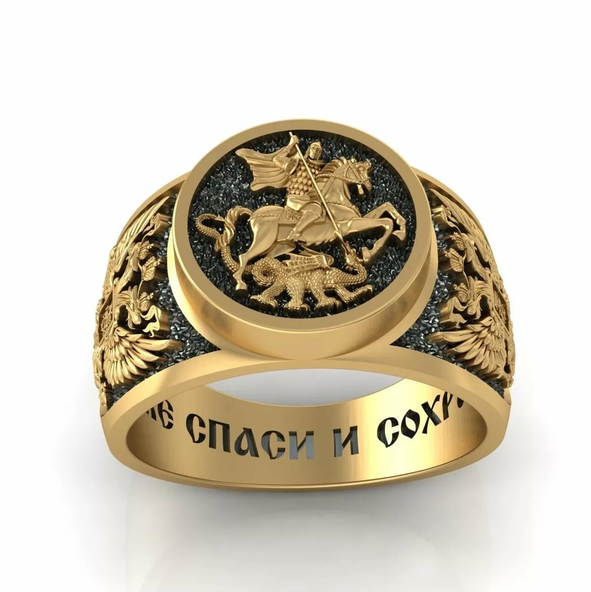 мужские золотого кольца картинки
