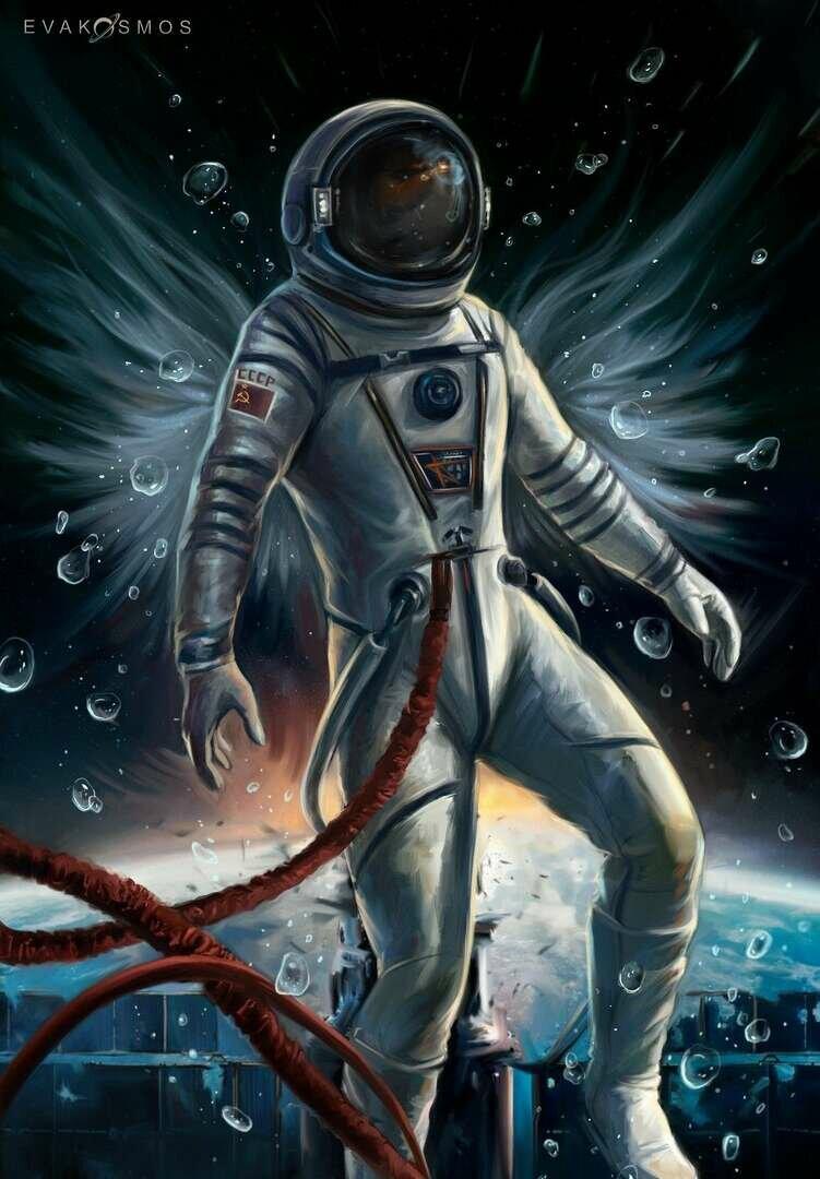 космос и космонавты арты износоустойчив, выцветает хорошо