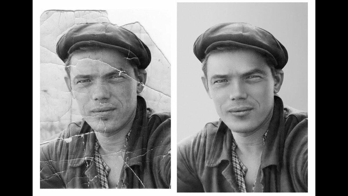 расположен улучшение четкости черно белых фотографий как будет развиваться