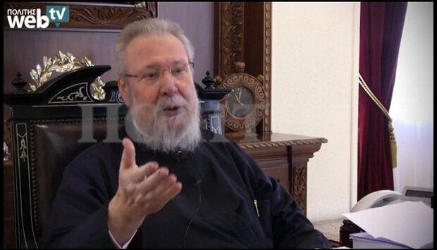 Глава Кипрской Церкви осудил позицию Патриарха Кирилла