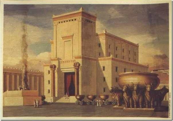 Первый Иерусалимский храм