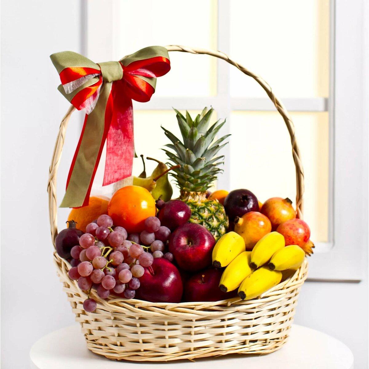 этом поздравления к подарку ваза с фруктами вере