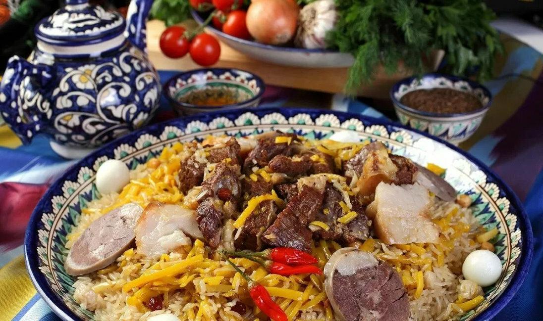 Обои и картинки узбекское блюдо разное