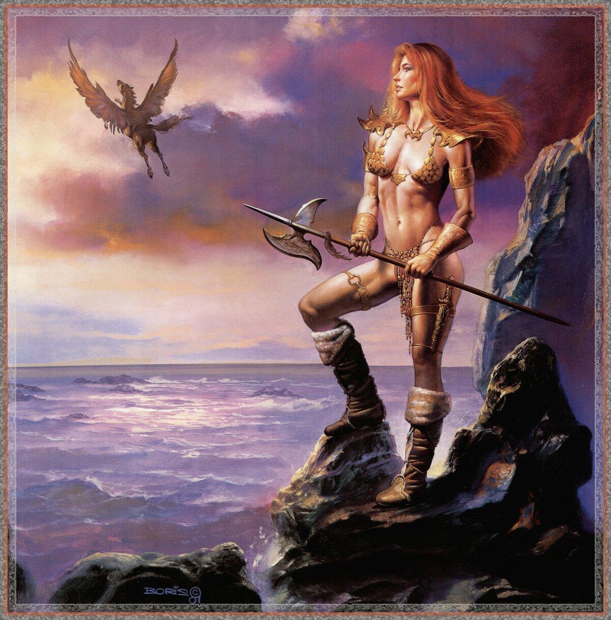Sex in fantasy novels