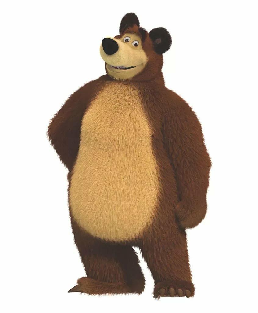 Комиксы, герои мультфильма маша и медведь в картинках