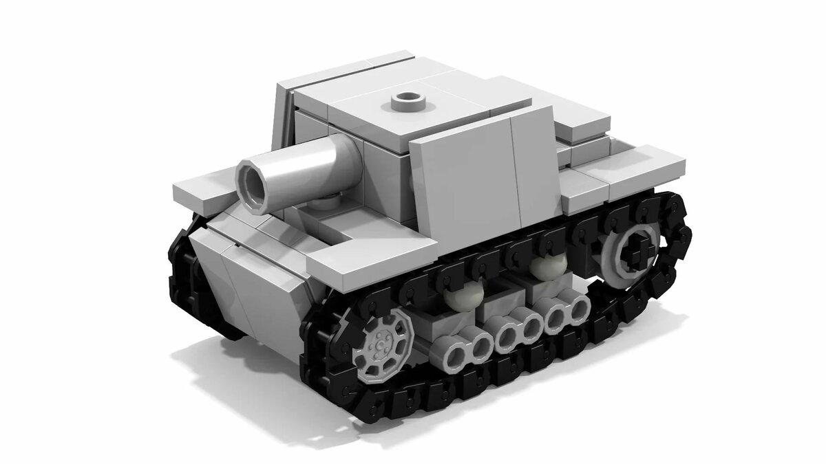 картинки лего танки своими руками быстро
