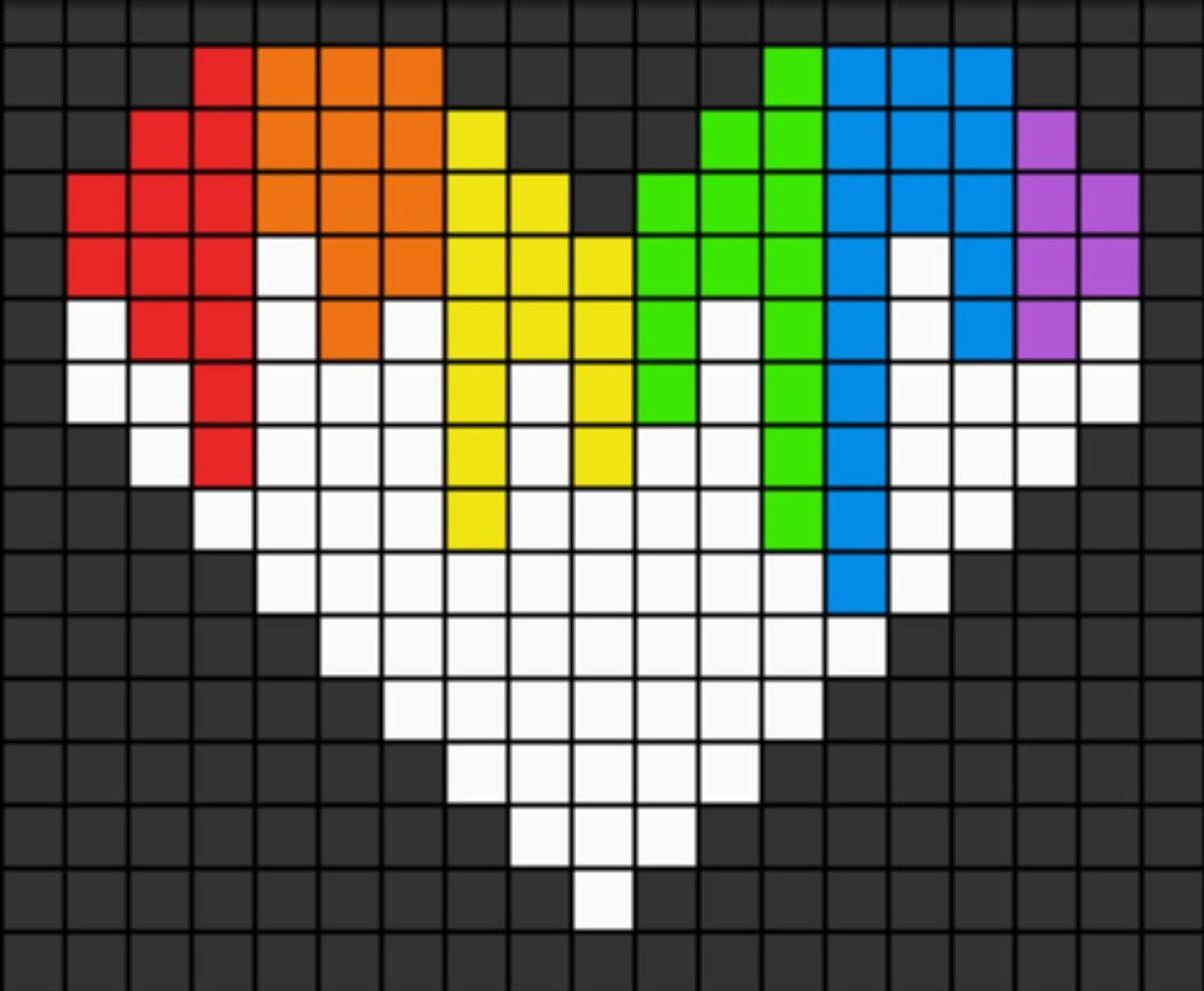 чтобы твоя картинки как рисовать по клеточкам разноцветные рисунки официальном