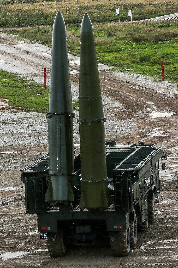 Фото военных ракет россии