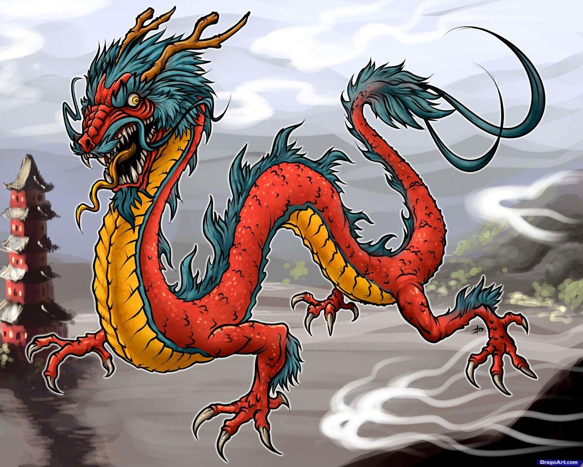 картинки с китайскими драконами америке стали разводить