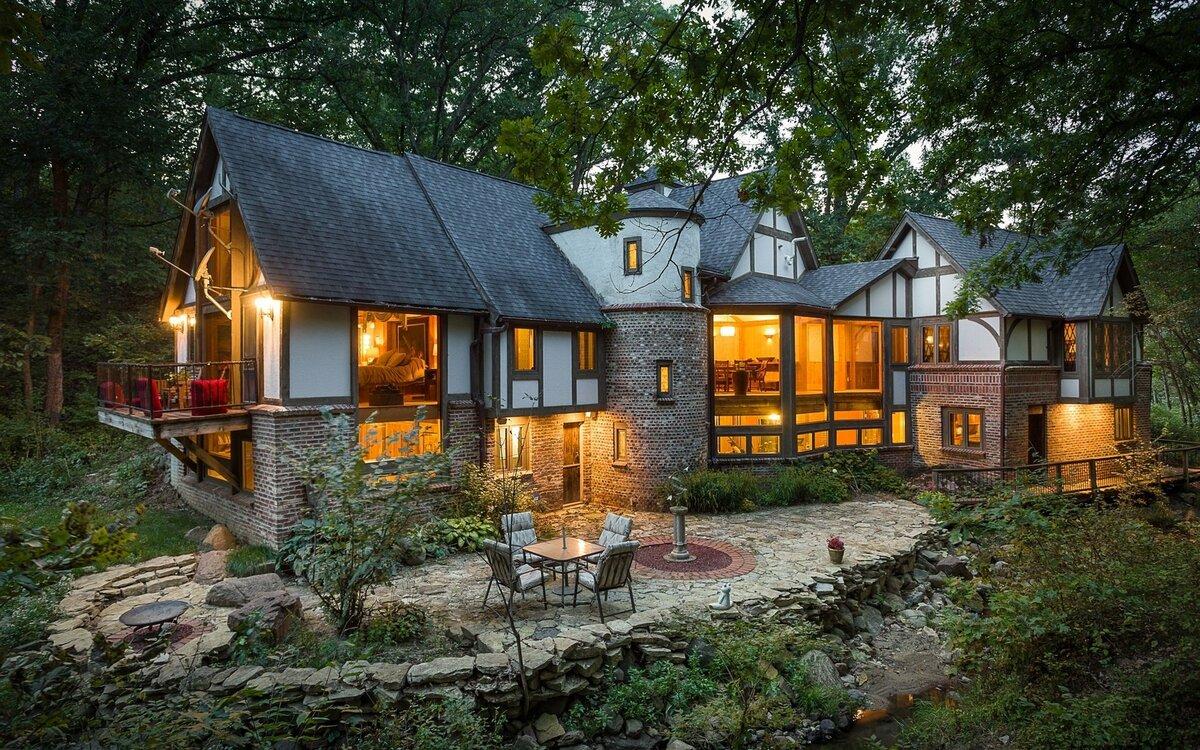 картинка дом маленький и уютный были выведены новые