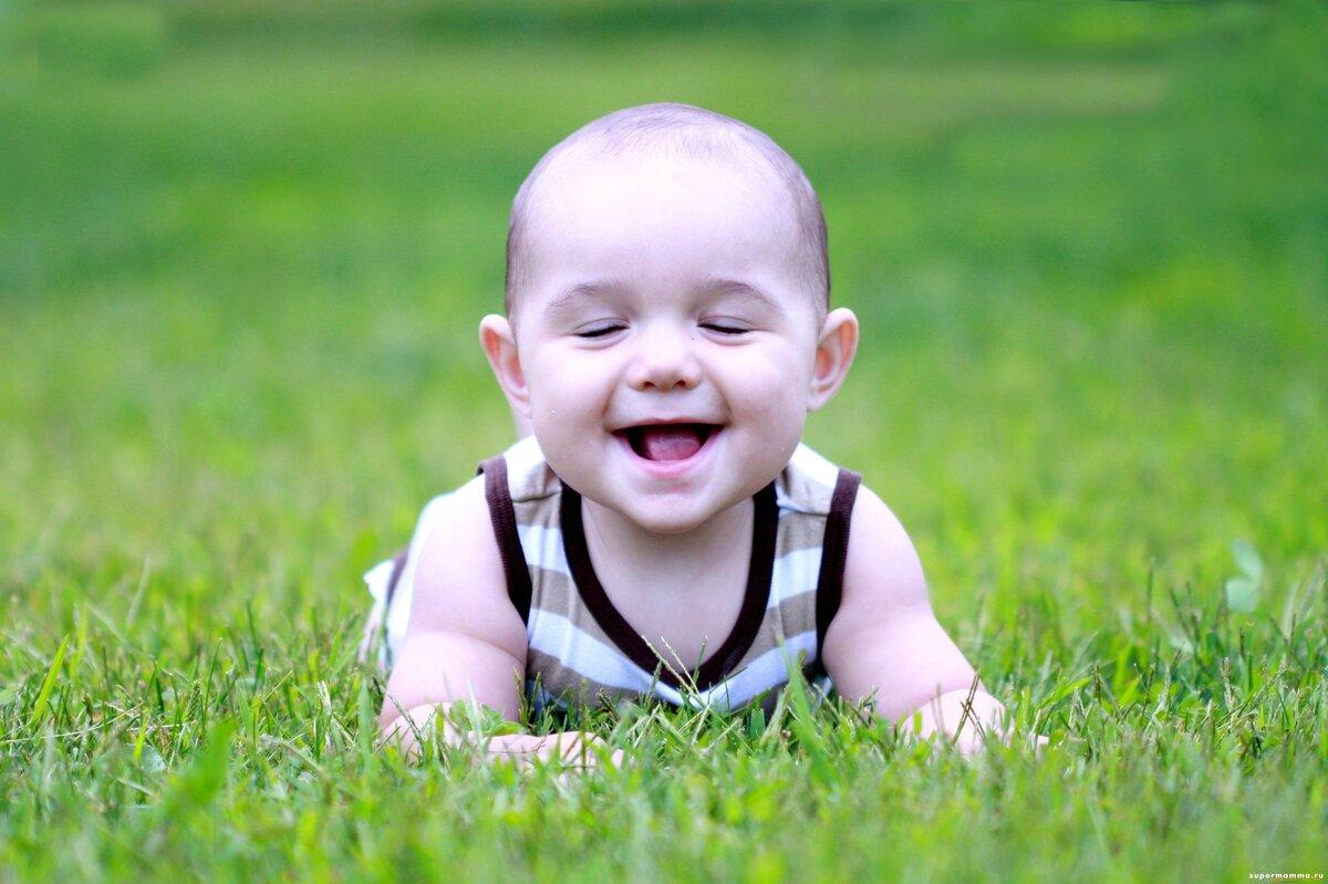 Картинки улыбающихся людей и детей