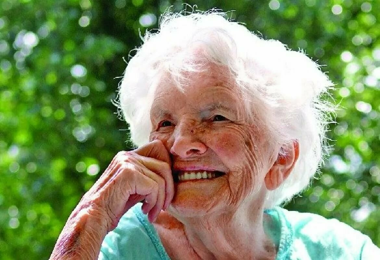 Фото долони долгожителей