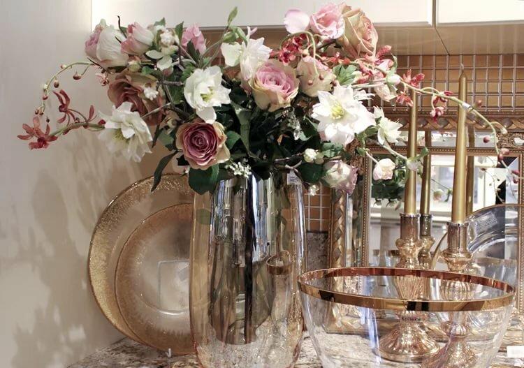Цветов, купить эксклюзивные искусственные цветы для интерьера