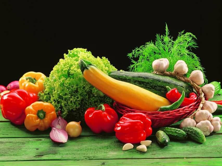 Фото овощи только картинки