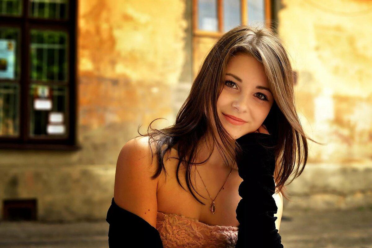 Просто красивые девчонки #13