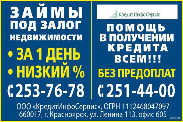 Кредит под залог квартиры в москве pfcr