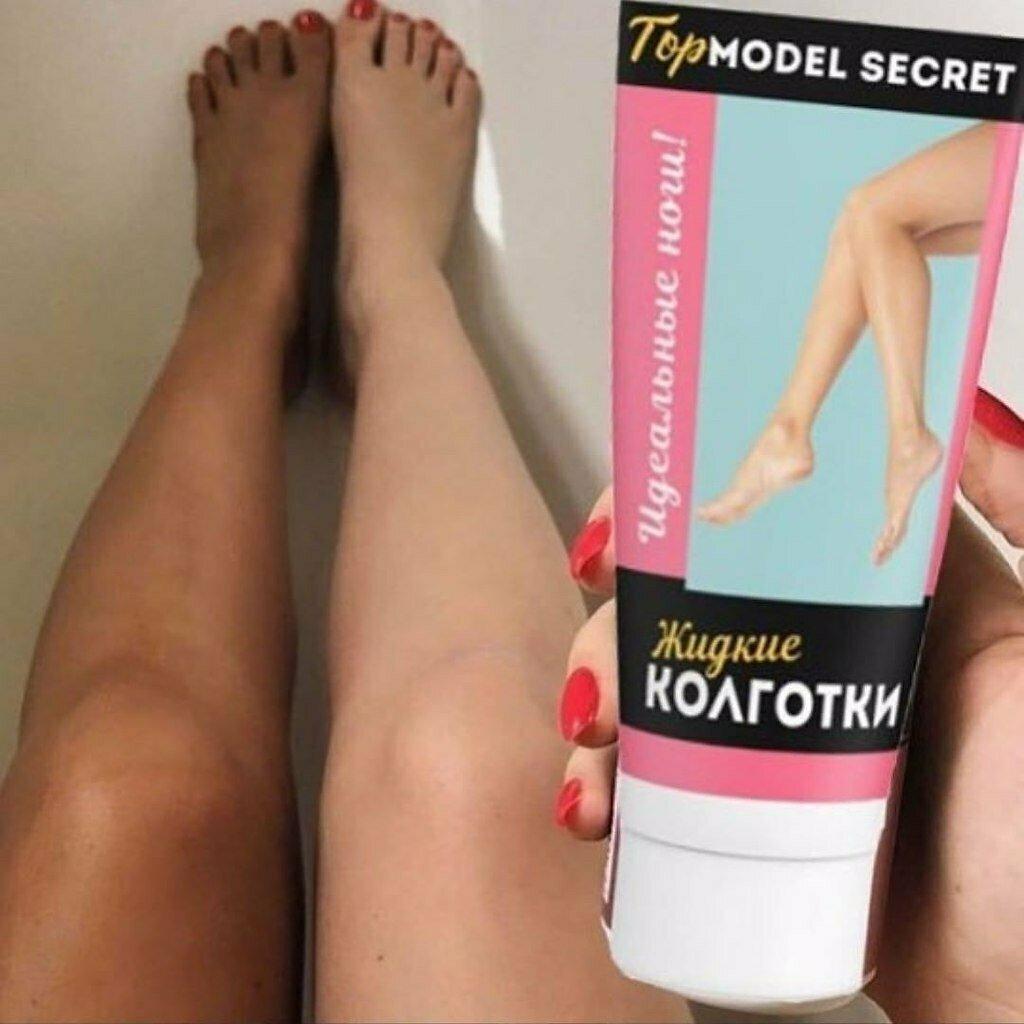 Top Model Secret - Жидкие колготки в Костанае
