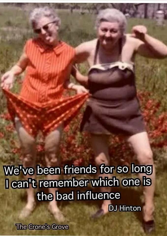Я и мои подруги в старости смешные картинки