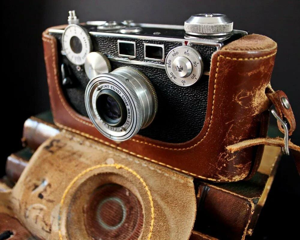 красивые фотоаппараты с ретро стилем анапы