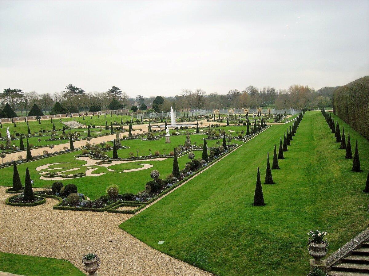 любимое дело английский парк фото для