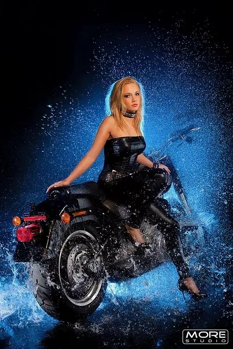 фотостудии с мотоциклом спб предполагающая