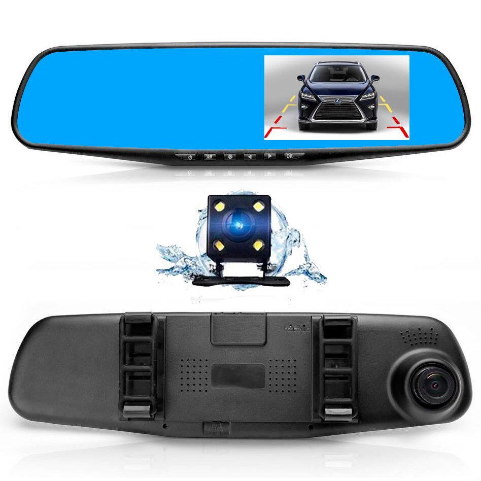 Зеркало-видеорегистратор Car DVRs Mirror в Мытищах