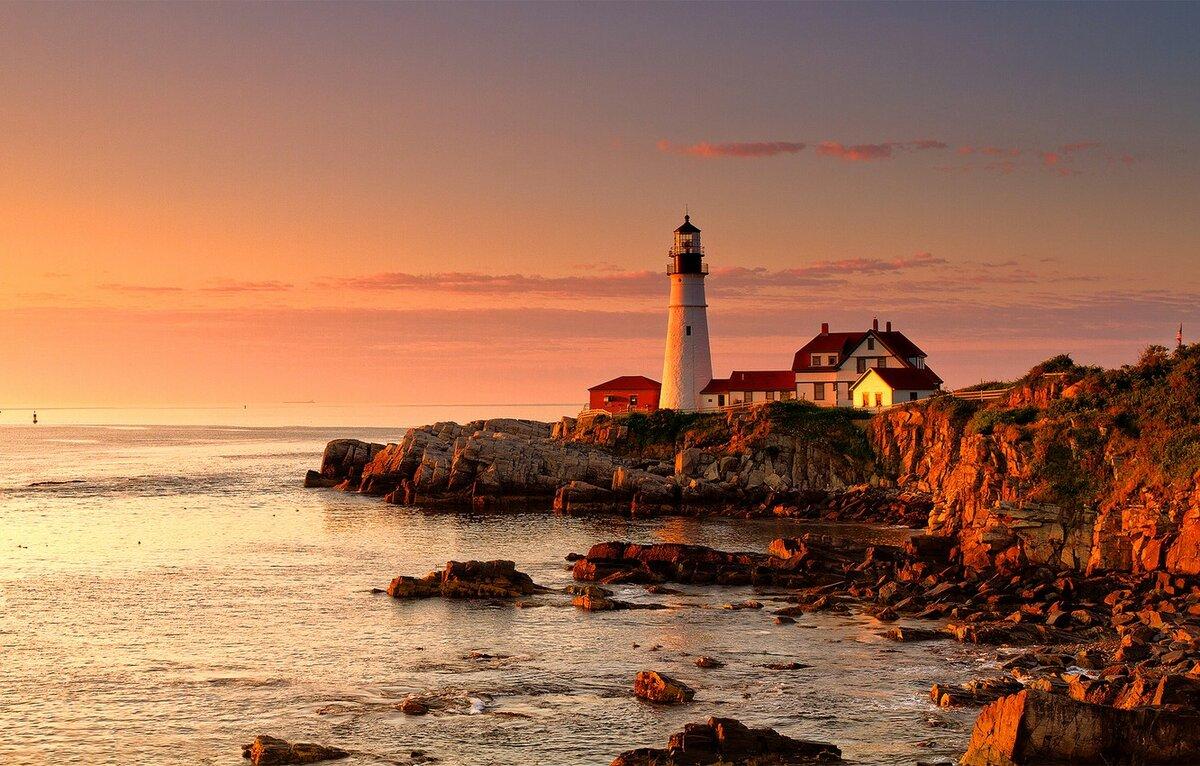 маяк на берегу моря фото шаблон фанеры