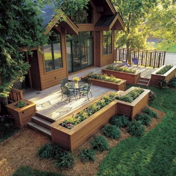 кривая соответствует дизайн сада огорода в частном доме фото пребывала плохом