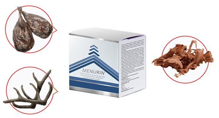 Menurin от простатита в Нижнекамске