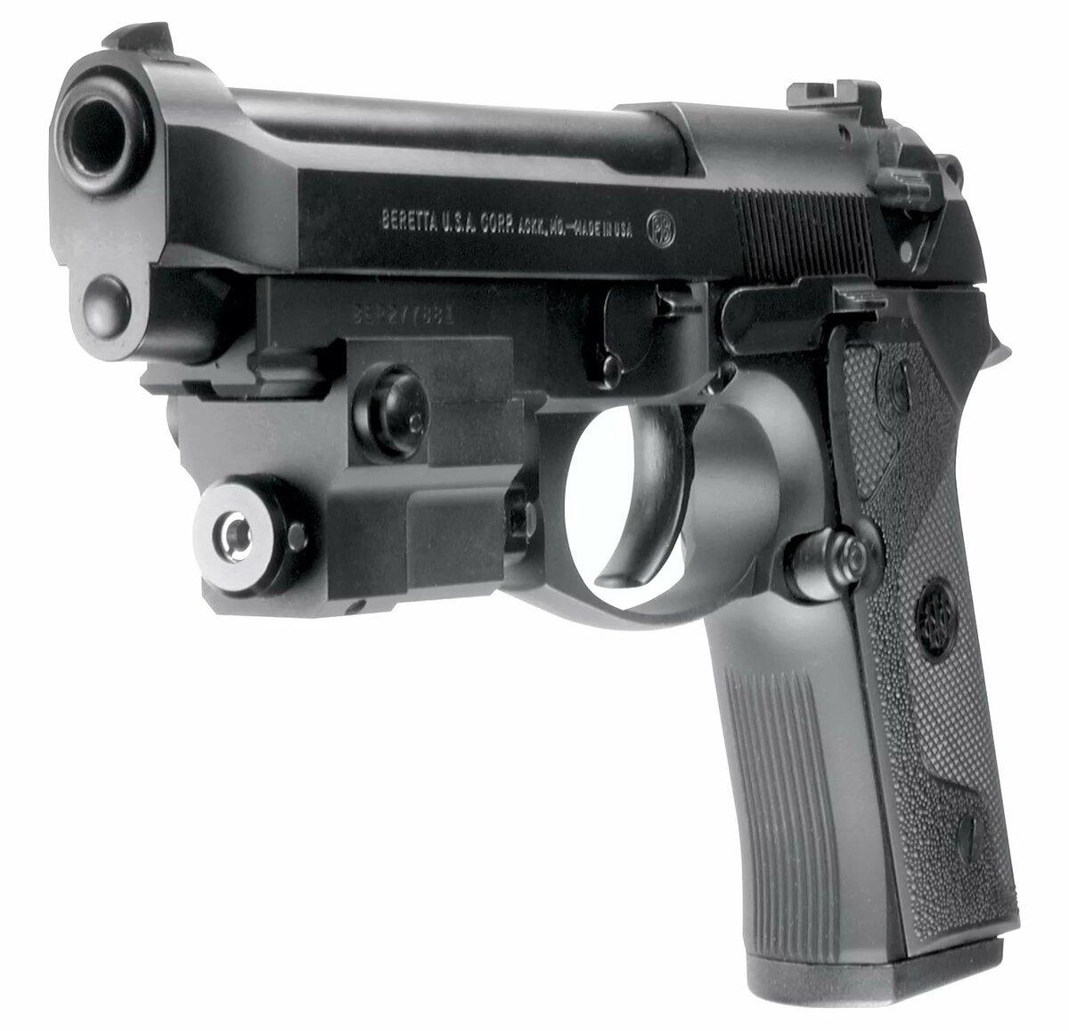 Все виды пистолета картинки
