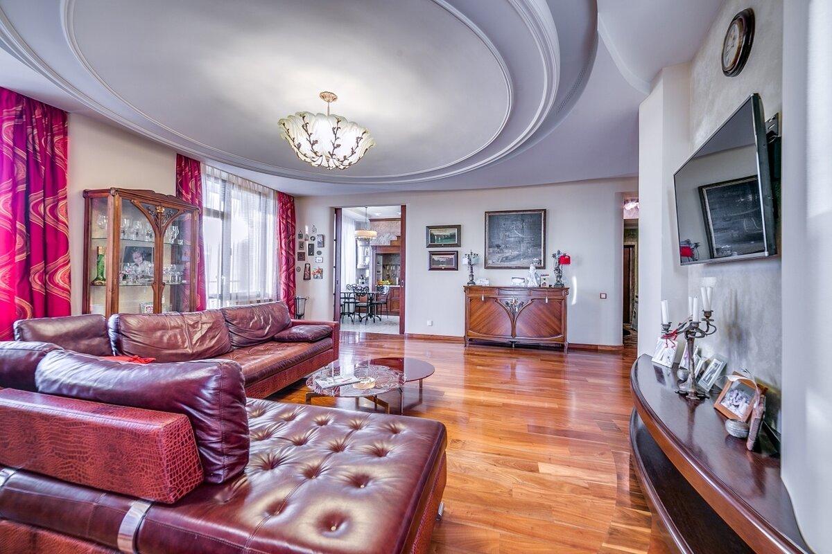 Дорогие квартиры в центре москвы фото
