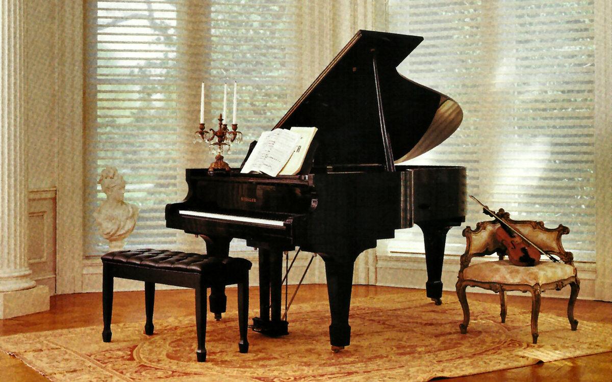 для пианино-рояль в картинках с?т сізге