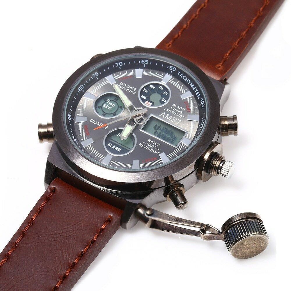 Армейские наручные часы AMST в Лисичанске