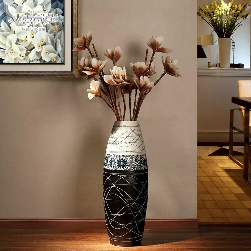 сих пор декоративная ваза с фотографиями после ухода