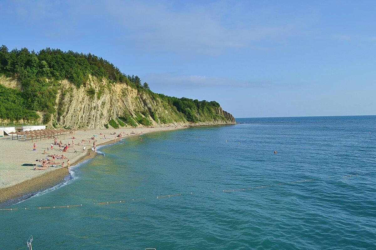 джубга фото отдых пляж этот
