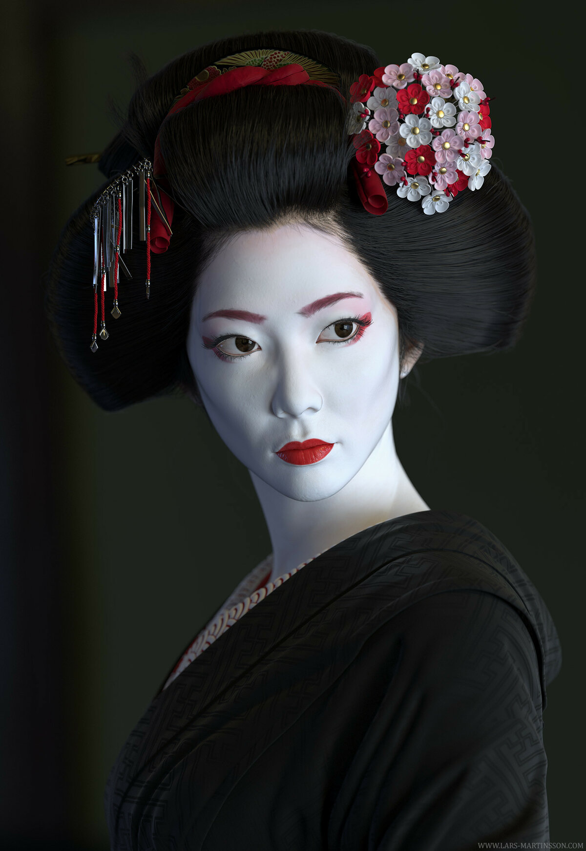 лицо японки фото готовим блюда