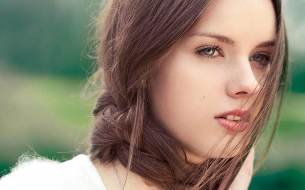 Красивая девушка картинки есть, открытка брата поздравление
