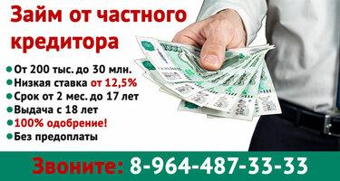 Кредит наличными без справок и поручителей онлайн заявка без отказа во все банки краснодар