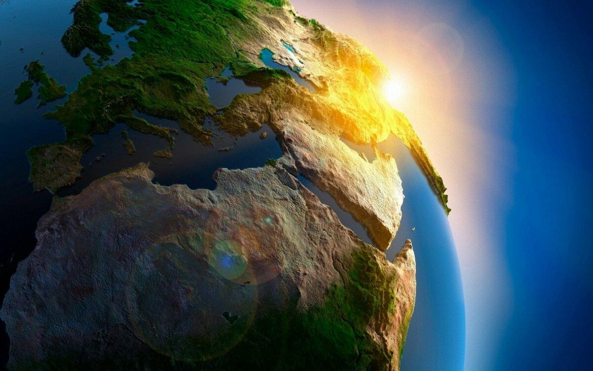 Земной шар фото в хорошем качестве людей