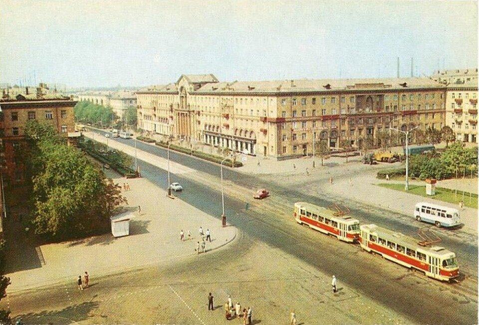 советское запорожье в фотографиях зовут алексей