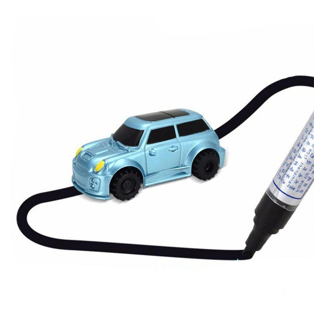 Inductive car - инновационная игрушка в Иркутске