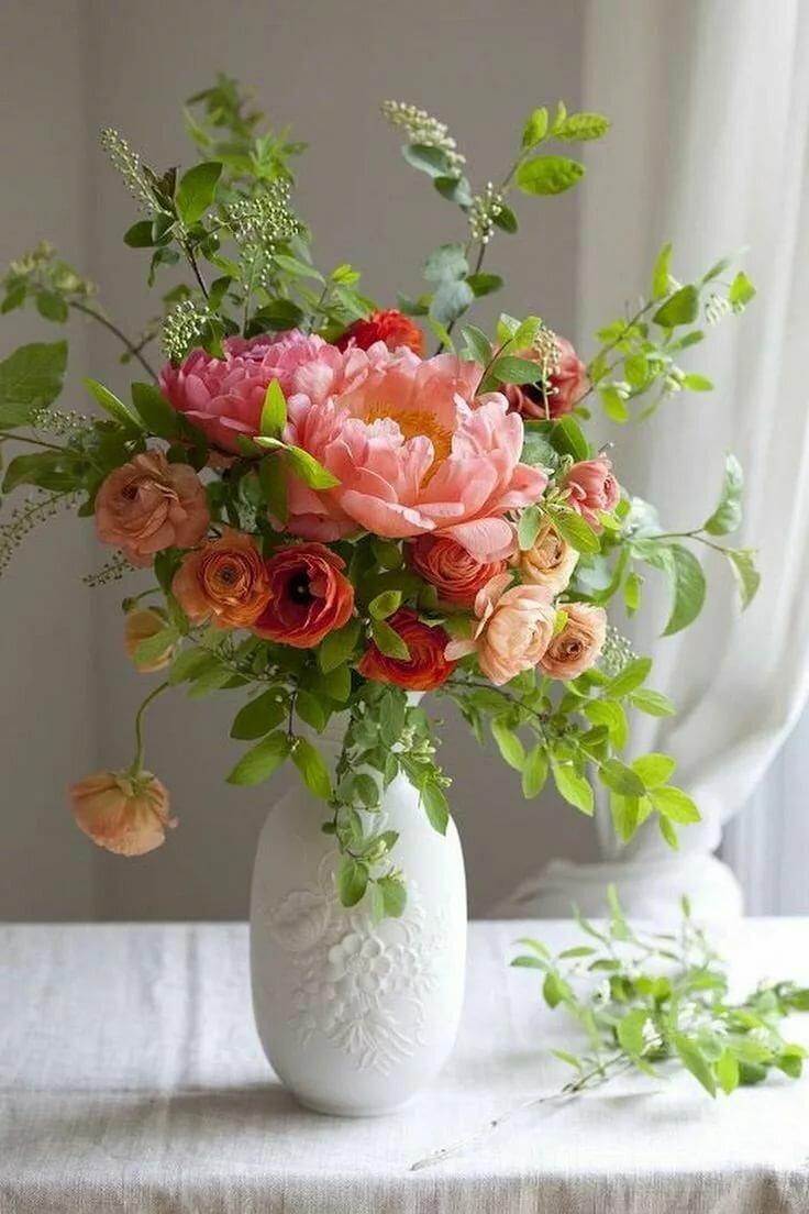 словам, ребенком фото цветы в вазах корзинах совсем