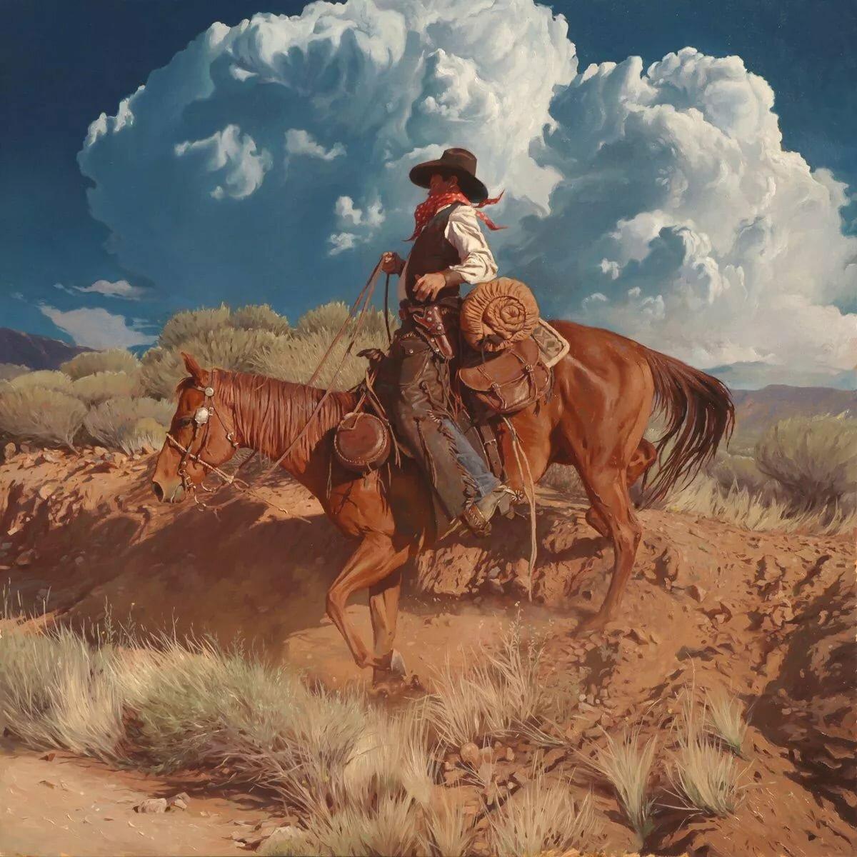 Дикий запад красивые картинки