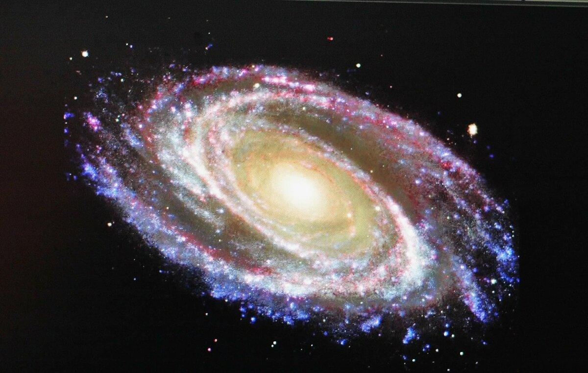 выборе картинки солнечной галактики день ильи