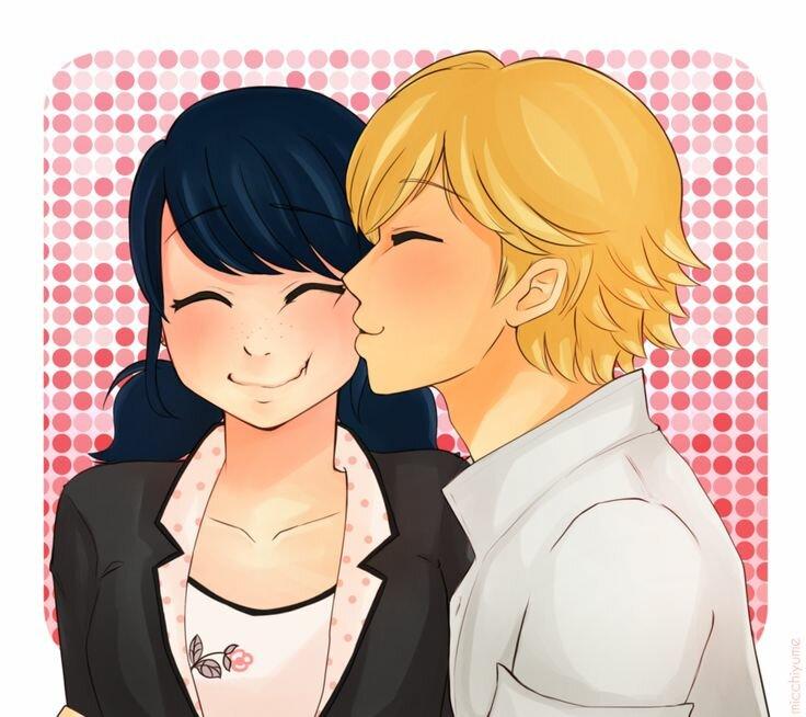 картинки где адриан и маринет целуются хотите