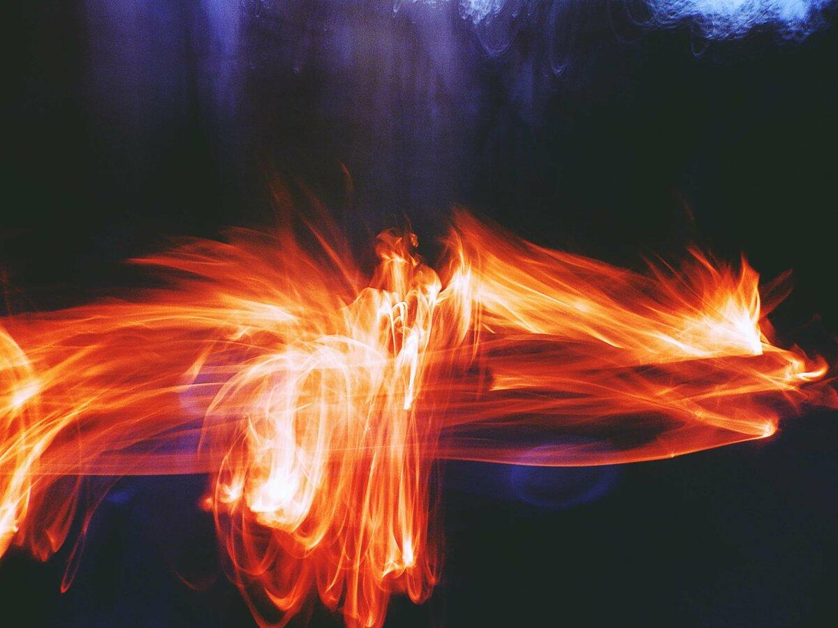 Крутые картинки про огонь