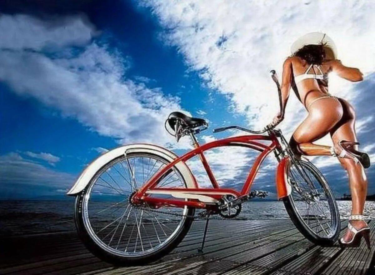 Стала, смешные картинки с велосипедистами девушками