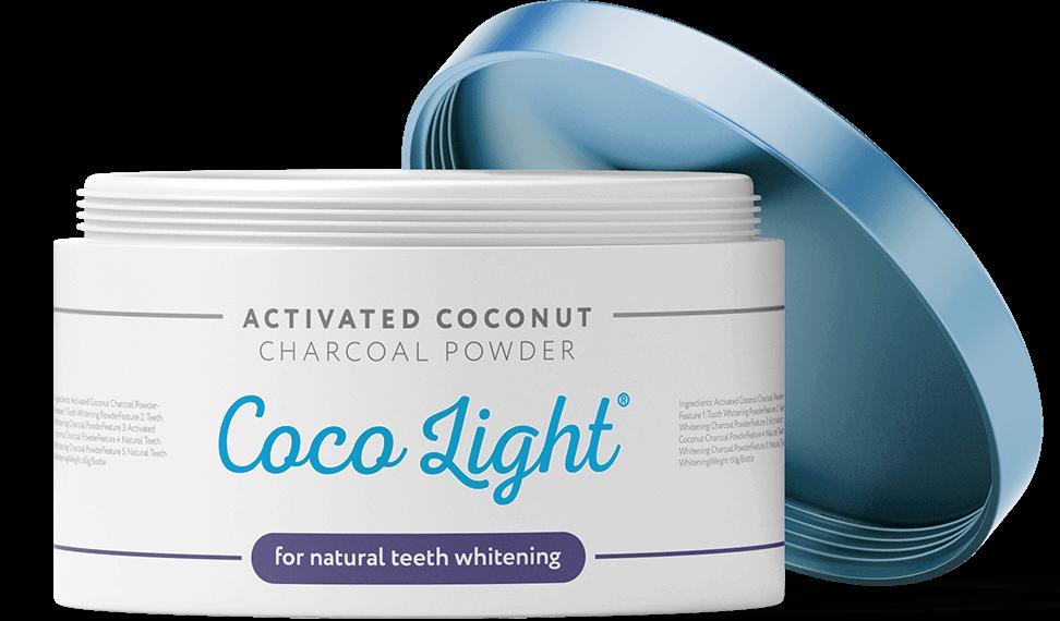 Coco Light для отбеливания зубов в Донецке