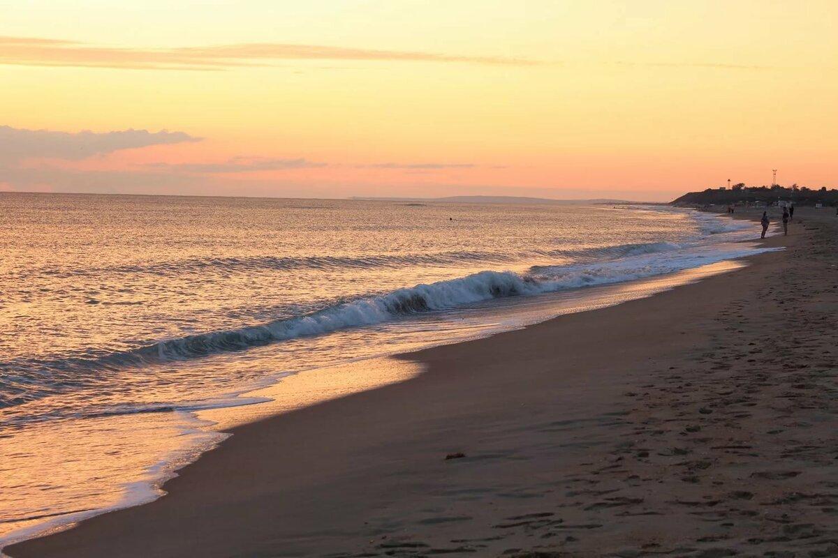 Анапа станица благовещенская фото пляжа