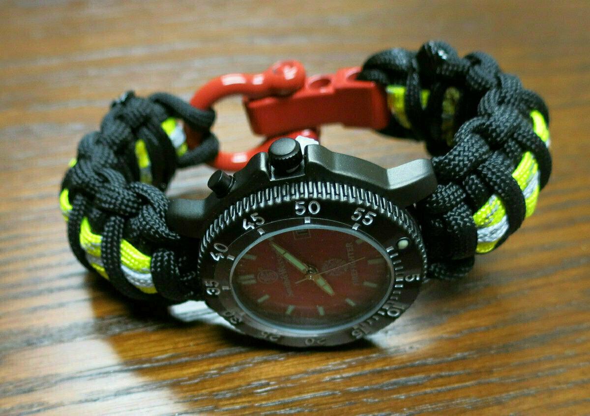 Тактические часы Xinhao Paracord Watch в Одинцово